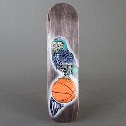 """Welcome Hooter Shooter 8"""" Skateboard Deck"""