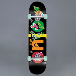 "Enjoi Flowers BLK Komplett Skateboard 8"""