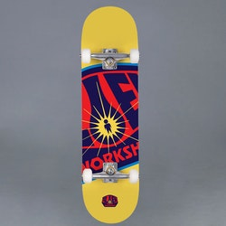"""Alien Workshop OG Logo Yellow Komplett Skateboard 7.75"""""""