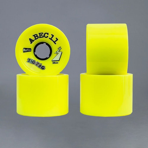 Abec 11 ZigZag REFLEX Lemon 66mm 83a