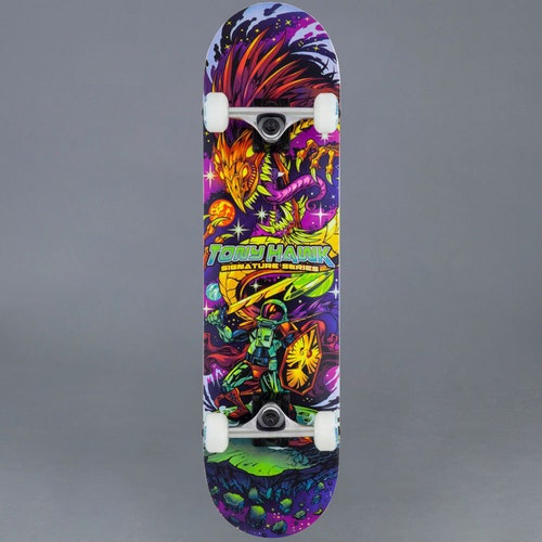 Tony Hawk 360 Cosmic 7.75 Komplett Skateboard