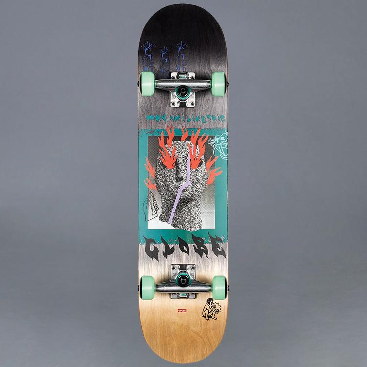 """Globe G1 Firemaker Komplett Skateboard 7.75"""""""