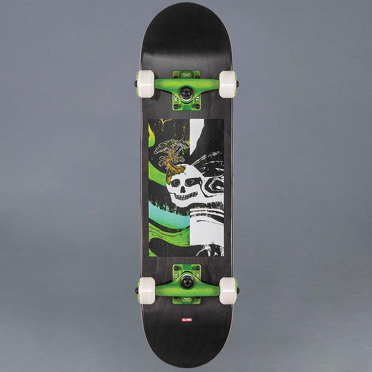 """Globe MT warning Mini Komplett Skateboard 7.0"""""""