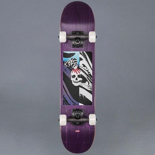 "Globe MT warning Micro Komplett Skateboard 6.5"""