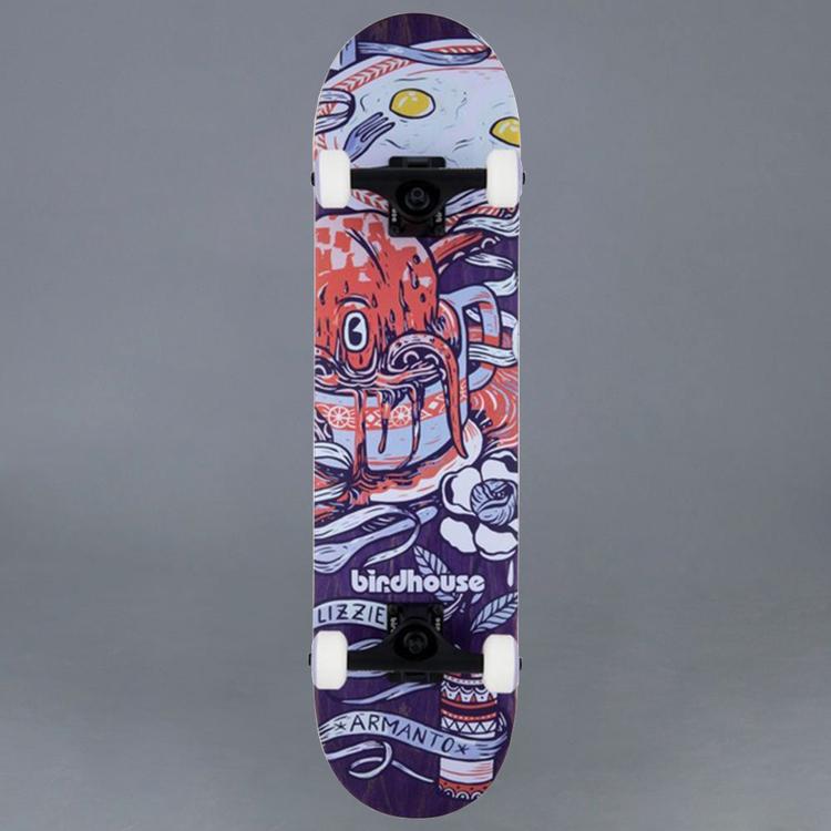 Birdhouse Armanto Favorites purple 7.75 Komplett Skateboard