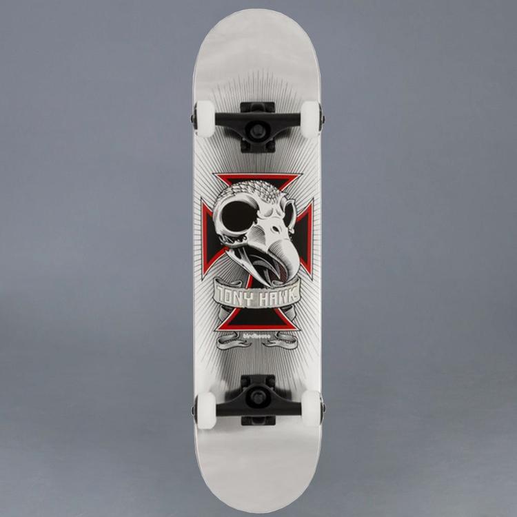 Birdhouse Hawk Skull 2 Chrome 7.75 Komplett Skateboard
