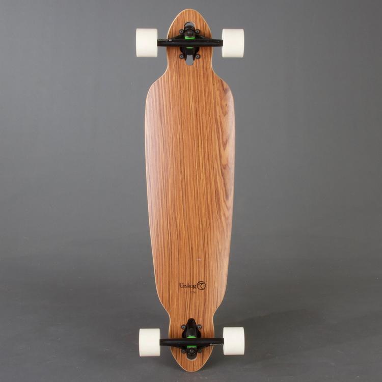 "Urskog Stubbe Jacaranda 37.4"" Longboard Komplett"