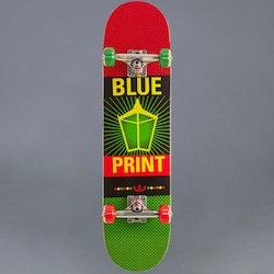 """Blueprint Pachinko V2 7.75"""" Komplett Skateboard"""