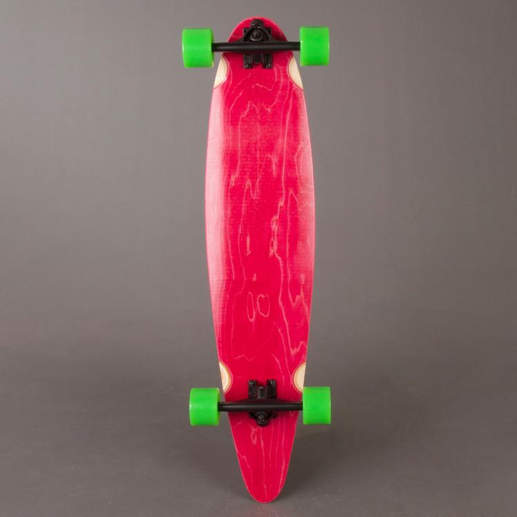 """NoBrand Melon Pintail STD 37"""" Komplett Longboard"""