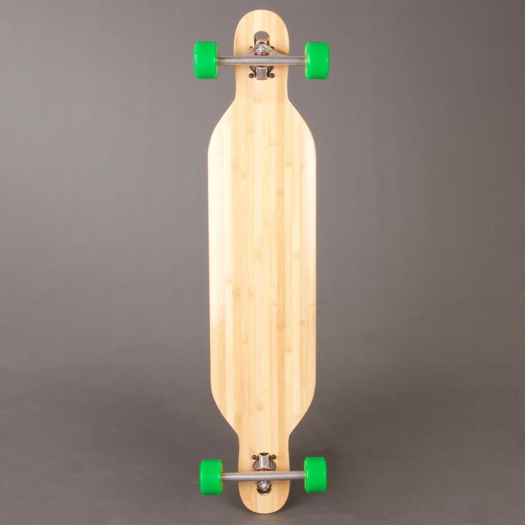 """Nobrand Twin Custom 41.25"""" Longboard Komplett"""