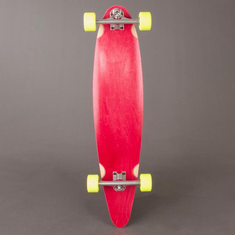 "NoBrand Melon Pintail Custom 37"" Komplett Longboard"