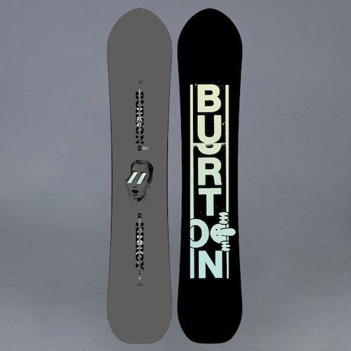 Burton Kilroy 3D 155 Snowboard Bräda