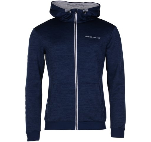 Training Logo Zip Hood