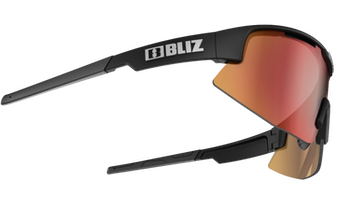 Bliz Active Matrix Matt Black