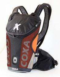 CoXa Carry R5 Orange inkl vattenblåsa och regnskydd