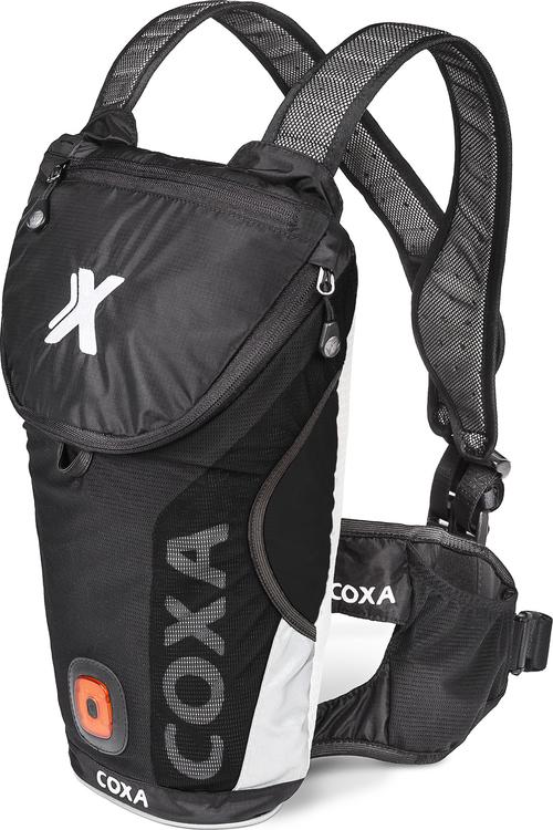 CoXa Carry R5 Black inkl vattenblåsa och regnskydd