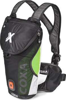 CoXa Carry R5 Green inkl vattenblåsa och regnskydd