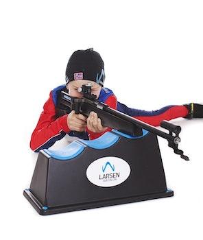 Larsen Biathlon skjutstöd