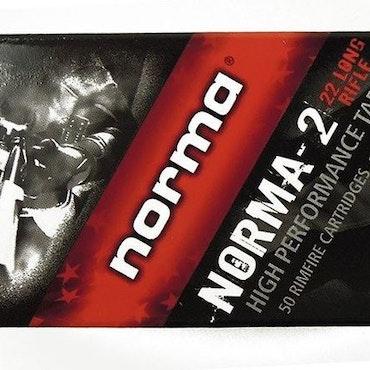 Norma 2 .22lr. 15000st Fraktfritt (0,87 kr/st)