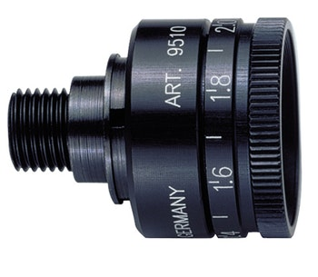 Anschutz Compact iris aperture 9510