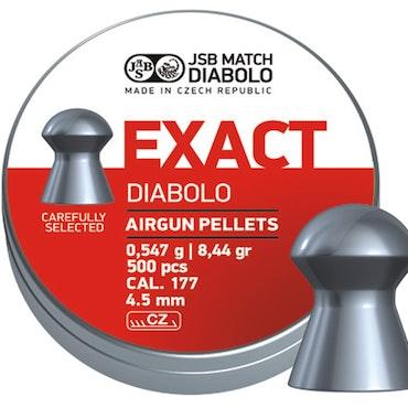 JSB EXACT, 4,52MM - 0,547G