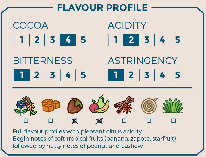 Belize - Peini Organic (1KG)