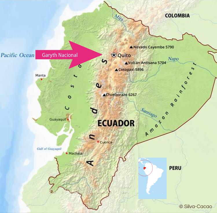 Ecuador - Finca Garyth Pure Nacional (1KG)