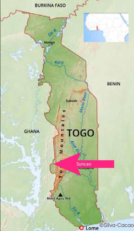 Togo Suncao (1KG)