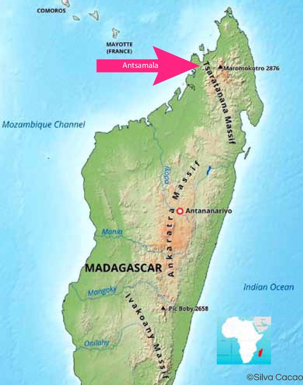 Madagaskar - Antsamala (1KG)