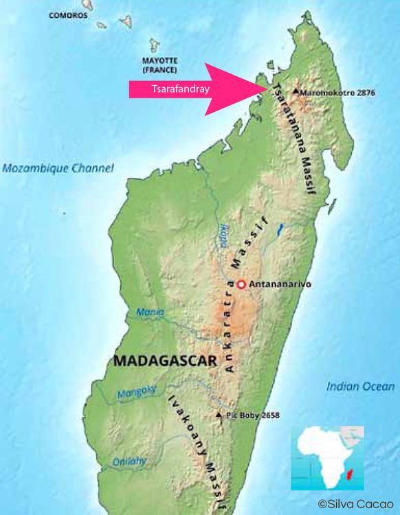 Madagaskar Tsarafandray (1KG)