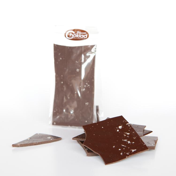 Chokladbräck Havssalt