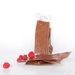 Chokladbräck Hallon