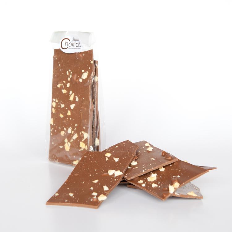 Chokladbräck Passionsfrukt