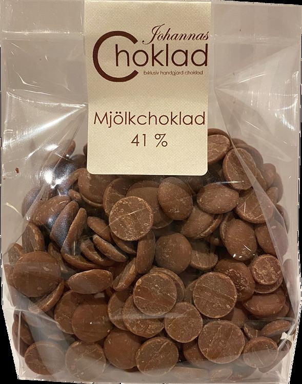 Chokladdroppar