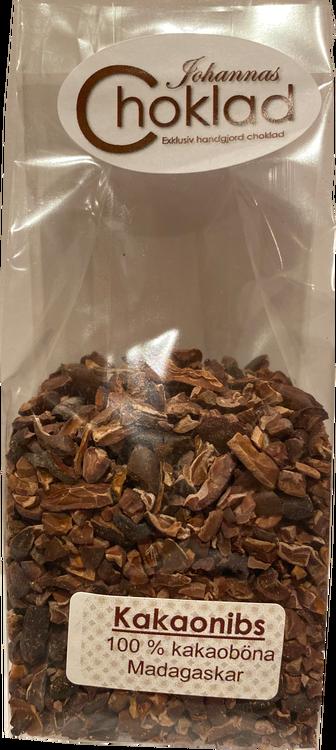 Kakaonibs från Madagaskar