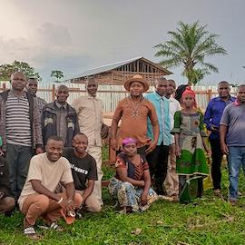 Congo - Ituri Babungwe