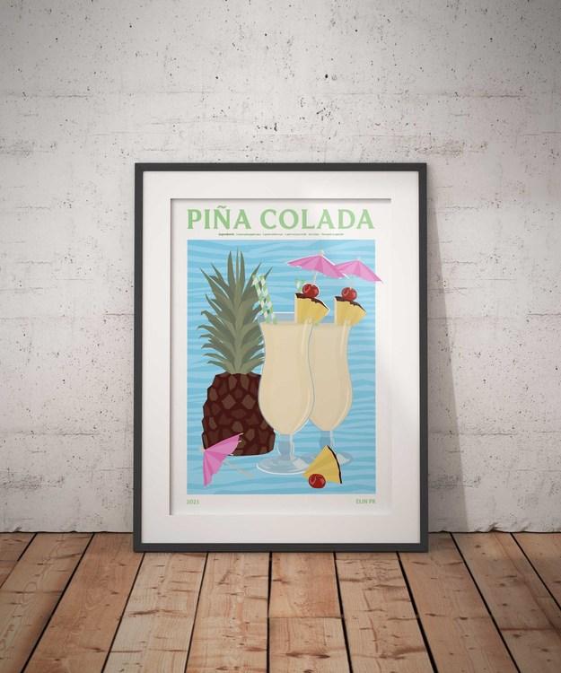 """""""Piña Colada"""""""