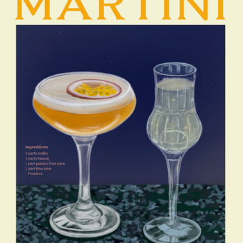 """Pornstar Martini"""