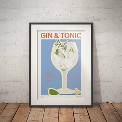 """Gin & Tonic"""