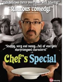 Chef's Special DVD