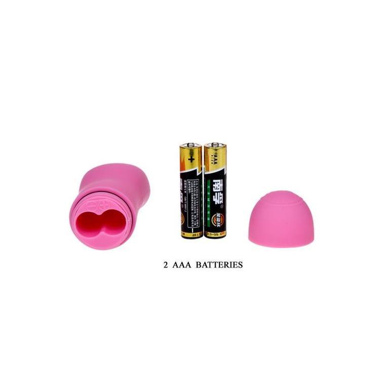 BAILE vibrator BULLET MAGIC X20 rosa