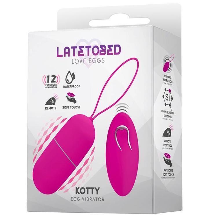 LATETOBED KOTTY VIBRATING EGG vibrator