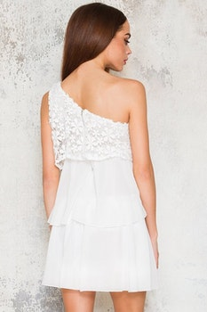 Vit klänning - Chelsea Dress