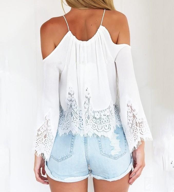 Tamia Top - White
