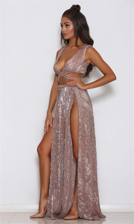 Wild Maxi Dress - Sparkle