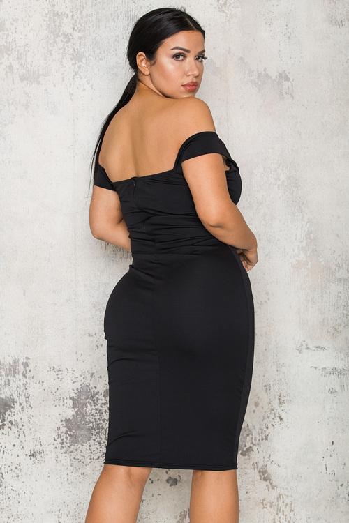 Catwalk Dress - Black