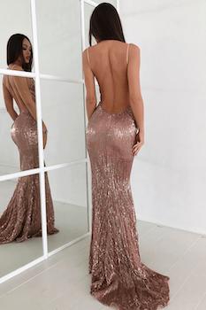 Luxury Maxi Dress
