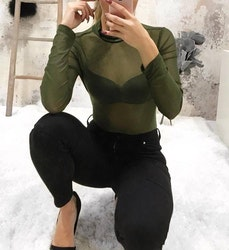 Daring Body - Green