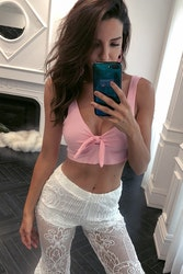 Chicy Top - Rosa