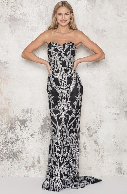 Rania Maxi Dress